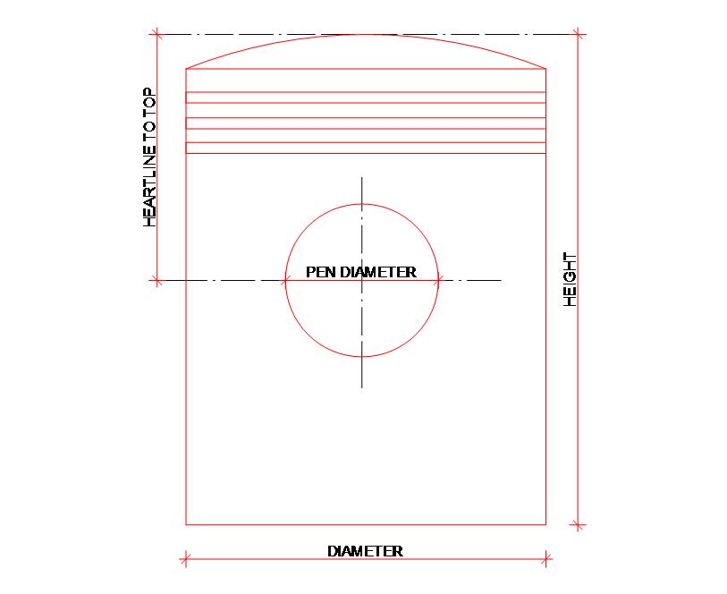 Piston Size Chart | freesongs4u